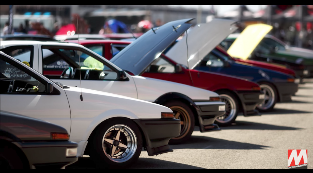MotorMassive, 86FEST, AE86, Work Wheels, Volk Racing, TE37V
