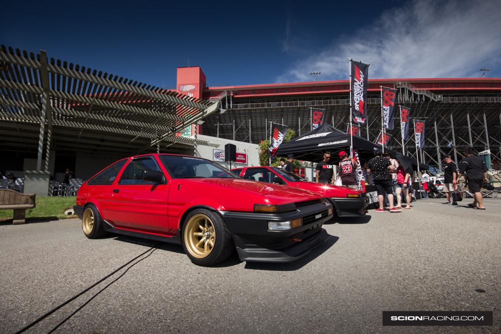 AE86, Cipher Garage, MotorMavens, 86FEST, RS Watanabe