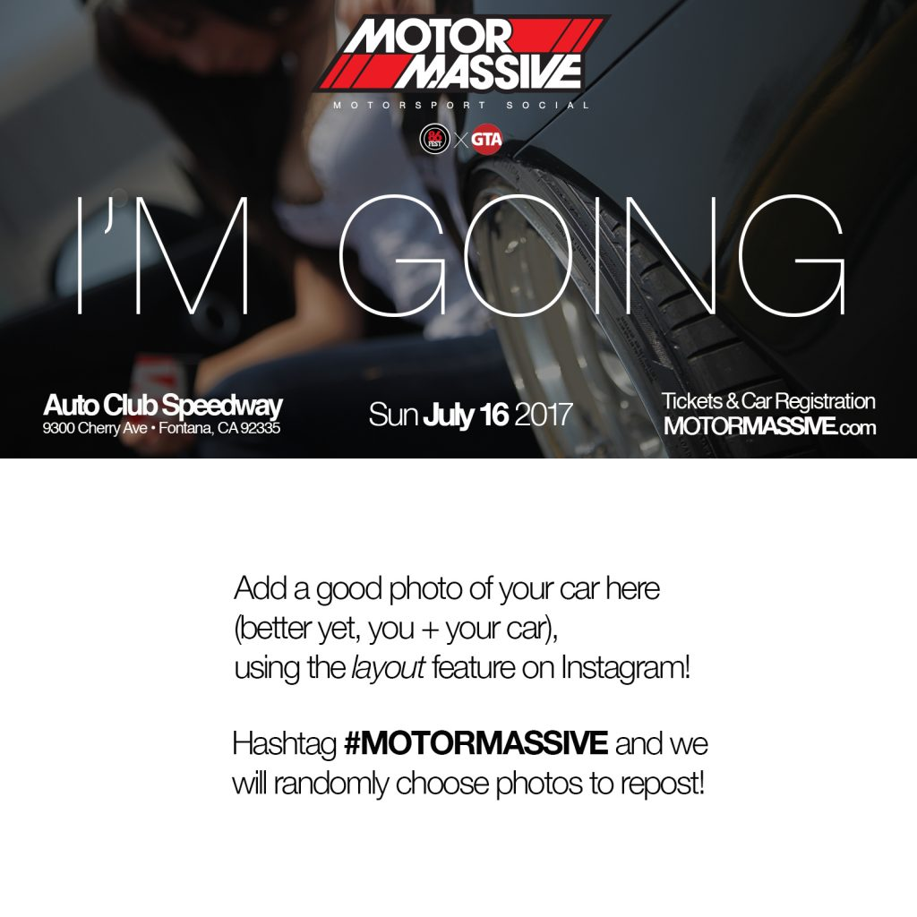 IM GOING-MOTORMASSIVE 2017 HALF FLYER 1600