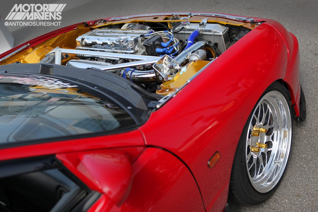 Acura, Integra, The Chronicles, Wekfest, Phaze 2, B18