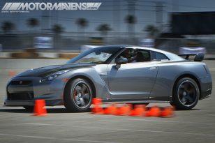 R35, GTR, autocross