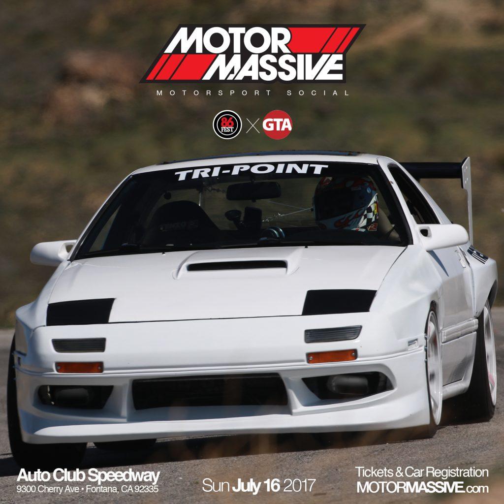 TriPoint FC3S MotorMassive 1800sqwm