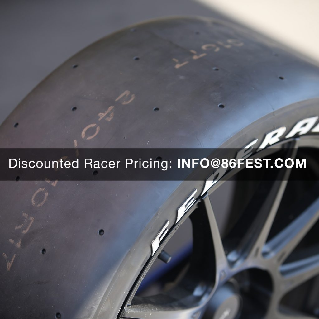 Federal Tire, FZ101, Circuit Slick, Slick Tire, Race Tire