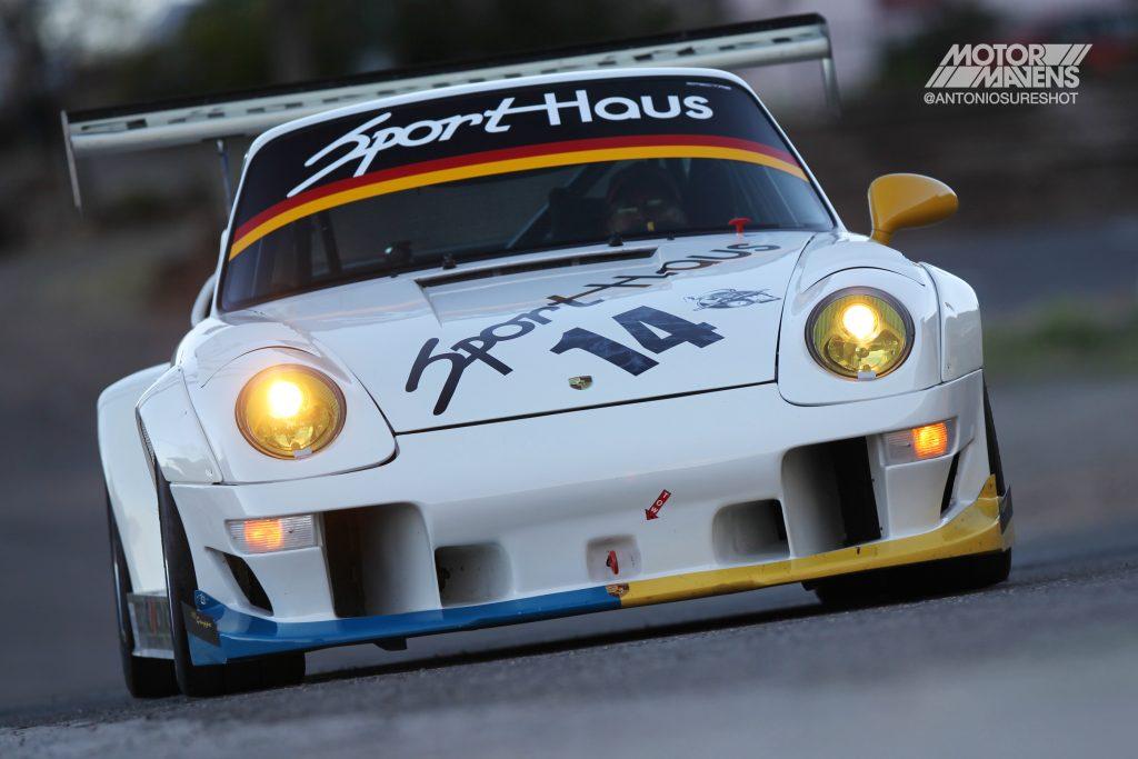 Porsche, 911, 993